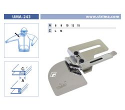 UMA-243 8 M