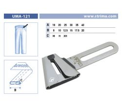 UMA-121 25/12,5 XH