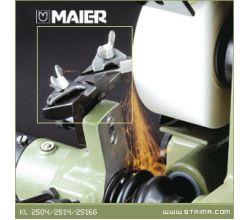 MAIER držiak noža pre brúsku nožov na šijacie stroje Juki 118-45609/45703/46003