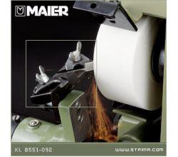 MAIER držiak noža pre brúsku nožov na šijacie stroje Brother 148815-001/112436-001