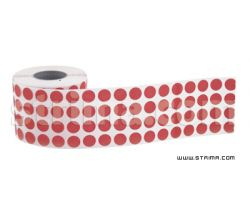 STRIMA LIGHT ROUND RED