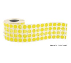 STRIMA LIGHT ROUND YELLOW