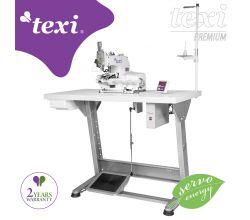 TEXI X PREMIUM EX elektronický gombíkovací šijaci stroj