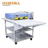 Příslušenství a vybavení pro OSHIMA fixační průběžné lisy