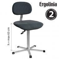 Priemyselné stoličky Ergolinia