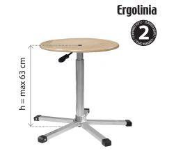 Priemyselná stolička ERGOLINIA EVO3