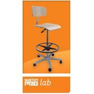 Priemyselné stoličky  Pro Lab